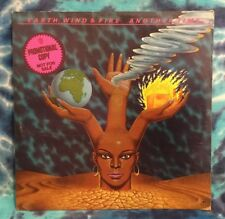 Earth Wind & Fire  LP  Another Time  PROMO  Original  (1974 Pressing)