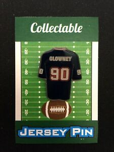 Houston Texans Jadeveon Clowney lapel pin-Collectible-For caps/shirts/jerseys