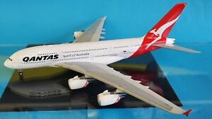Gemini200 Airbus A380-800 Qantas Airways Vh-Oqe (con Soporte) Ref:G2QFA409