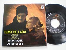 "DOCTOR ZIVAGO OST SPAIN EP VINYL MGM 1966 DISCO DE VINILO 7"" MAURICE JARRE"