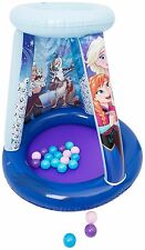 FROZEN PLAY BALL PIT PLAYHOUSE + 20 BALLS CHILDRENS INDOOR OUTDOOR KIDS TOY XMAS