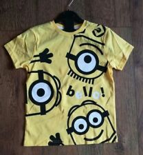 Primark Minions T-Shirts & Tops (2-16 Years) for Boys