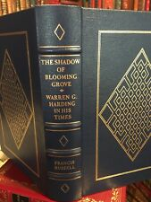 Easton Press: 29th President Warren Harding: Ohio: Blooming Grove