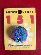 Pokemon Center 151 pin button badge new Japan #41 Zubat