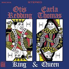 Otis Redding / Carla Thomas - King & Queen LP Stax 60th Colored Vinyl