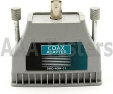 Fluke Microtest Omniscanner Coax Adapter 2950 4004 01 For Omniscanner 1 2