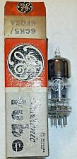NOS NIB 6GK5/6FQ5A GE Vacuum Tube, Precision 640 tested - will combine shipping