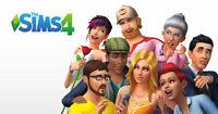 The Sims 4 Origin Base Game Key (PC/MAC) -- REGION FREE - NO CD/DVD