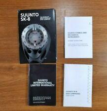 Suunto SK8 SS021123000 Console Mount Back NH Compass SK-8 Scuba Dive    955