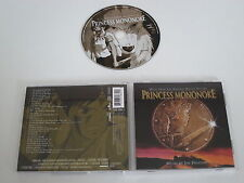 Joe Hisaishi/Princess Mononoke-Music from the Mp (Milan 73188 35864-2) CD Album