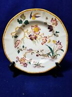 Wedgwood Georgetown Collection Devon Rose Plate, 10 inches.