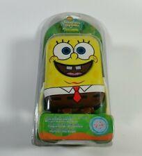 Spongebob Squarepants MP3 Player Soundcase Speaker Case Tunes New