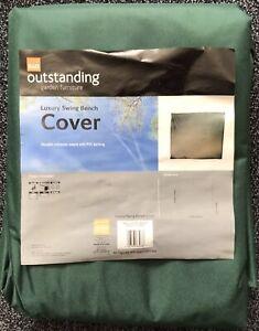 Luxury Swing Bench Cover (B&Q)