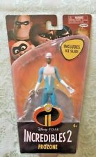 Disney Pixar The Incredibles 2 Movie Poseable Frozone New 2018 Figure Kids