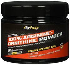 My Supps Arginine Ornithine 6000