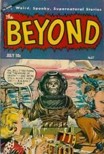 THE BEYOND #1-30 FULL RUN ON DVD PRE-CODE VINTAGE GOLDEN AGE HORROR COMICS ACE