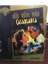 Casablanca Bogart Ingrid Bergman Dvd collect book