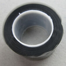 Black Rescue Fusing Tape Fusing Silicone Repair Wrap 1'' X 10' Roll Fast Fusion