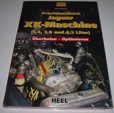 Praxis Handbuch Jaguar XK Maschine 3.4 3,8 + 4,2 Liter Überholen Optimieren Neu!