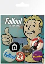 Fallout 4 Quantum Badge Pack 10x15cm