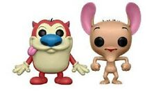 Funko POP ! Ren + Stimpy  - Nickelodeon Animation 2016 - NEW!!! AFFARE !!!