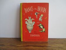 Dance of the Hours from Walt Disney's Fantasia Illustrated Early Disney 1940