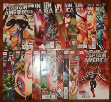 Captain America 2011 Marvel Complete Set Run Ed Brubaker Steve McNiven VF+