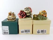 3 Lord Byron Harmony Garden Kingdom Trinket Box Figurines Lonely Hearts Good Con