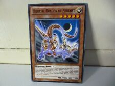 Hieratic Dragon of Nebthet - GAOV-EN021 - Yu Gi Oh! - English text