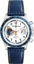 Bell & Ross Vintage Racing Bird Limited Edition Men's Watch BRV294-BB-ST/SCA