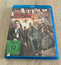 Das A-Team Der Film Extended Cut Digital Copy Disc Blu-ray