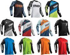 Thor Sector Jersey - MX Motocross Dirt Bike Off-Road ATV MTB Mens Gear