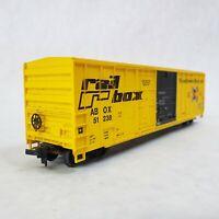 HO Scale Rail Box Box Car ABOX # 51238