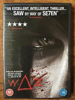 Waz DVD 2007 British Serial Killer Horror Thriller starring Tom Hardy