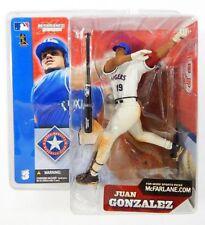 McFARLANE MLB 3  - JUAN GONZALEZ - TEXAS RANGERS - VARIANT FIGUR - NEU/OVP