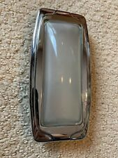 1950's 1950's Mopar Dome Light Brautifil Chrome Imperial Chrysler Desoto Plymout