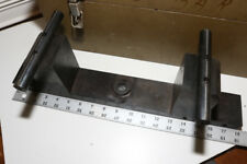 """LARGE  Precision 10"""" Sine Bar 18"""" x 5-1/2"""" x 2-1/2""""  with Case"""