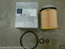 Genuine OEM Mercedes Benz CLA Class C117 CLA250 Oil Filter & Seal