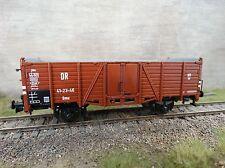 H0 Liliput L235014 offener Güterwagen Omu DR Ep III NEM neu OVP