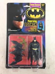 Vintage 1990 Kenner Dark Knight Collection Powerwing Batman New Sealed