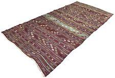 Antalya Kilim Rug, 4.9x8.10ft, Turk Kilim Rug, Handwoven Rug, Tribal Kilim Rug
