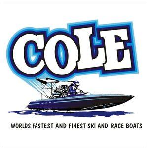 Classic Cole Boats T-Shirt