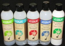 Jo Sonja's 'VARNISHES' 250ml Acrylic Paint (You choose) Indoor/Outdoor Use