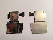 FLAT LETTORE SIM MICRO SD PER SAMSUNG GALAXY S4 GT I9500 I9505 MODULO INTERNO