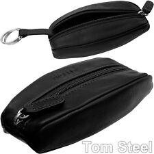Picard Brooklyn Key Holder Schlüsseletui Schlüsselmäppchen Etui Leder schwarz