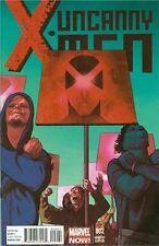UNCANNY X-MEN 2 RARE 1:50 VARIANT FRAZER IRVING COVER NEW VOL 3 3rd 2013 SERIES