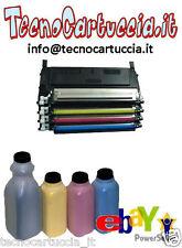 Kit di Ricarica Toner per Samsung CLP 315 CLP-315 CLT 4092 S C Y M K 4 Colori