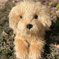 Auswella Plush Lila Plush Labradoodle Plush Stuffed Animal Puppy Dog