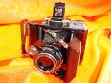 ZEISS IKON SUPER IKONTA 531 0-92578 KREUZNACH XENAR F3.5-7.5 NO.1837910 4.5x6cm