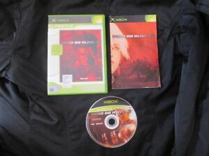 XBOX : DEAD OR ALIVE 3 - Completo, ITA ! Compatibile con Xbox 360
